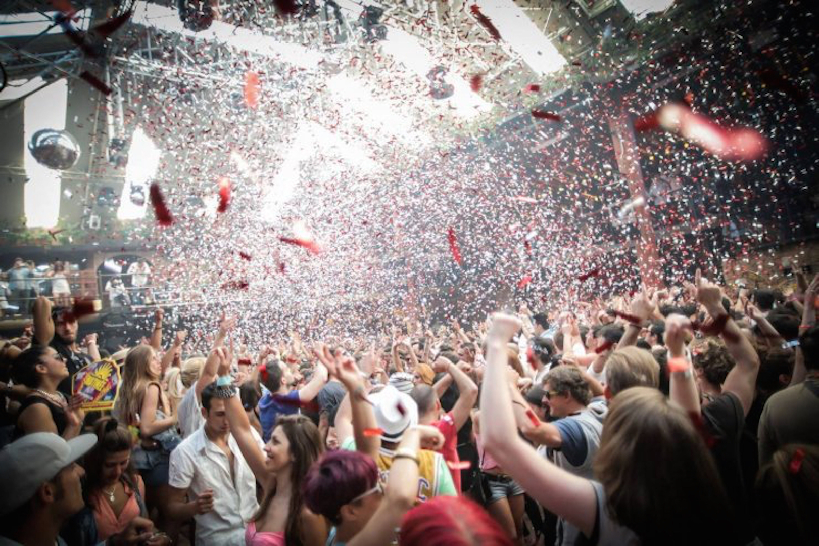 Amnesia Completes Opening Line Up With Marco Carola