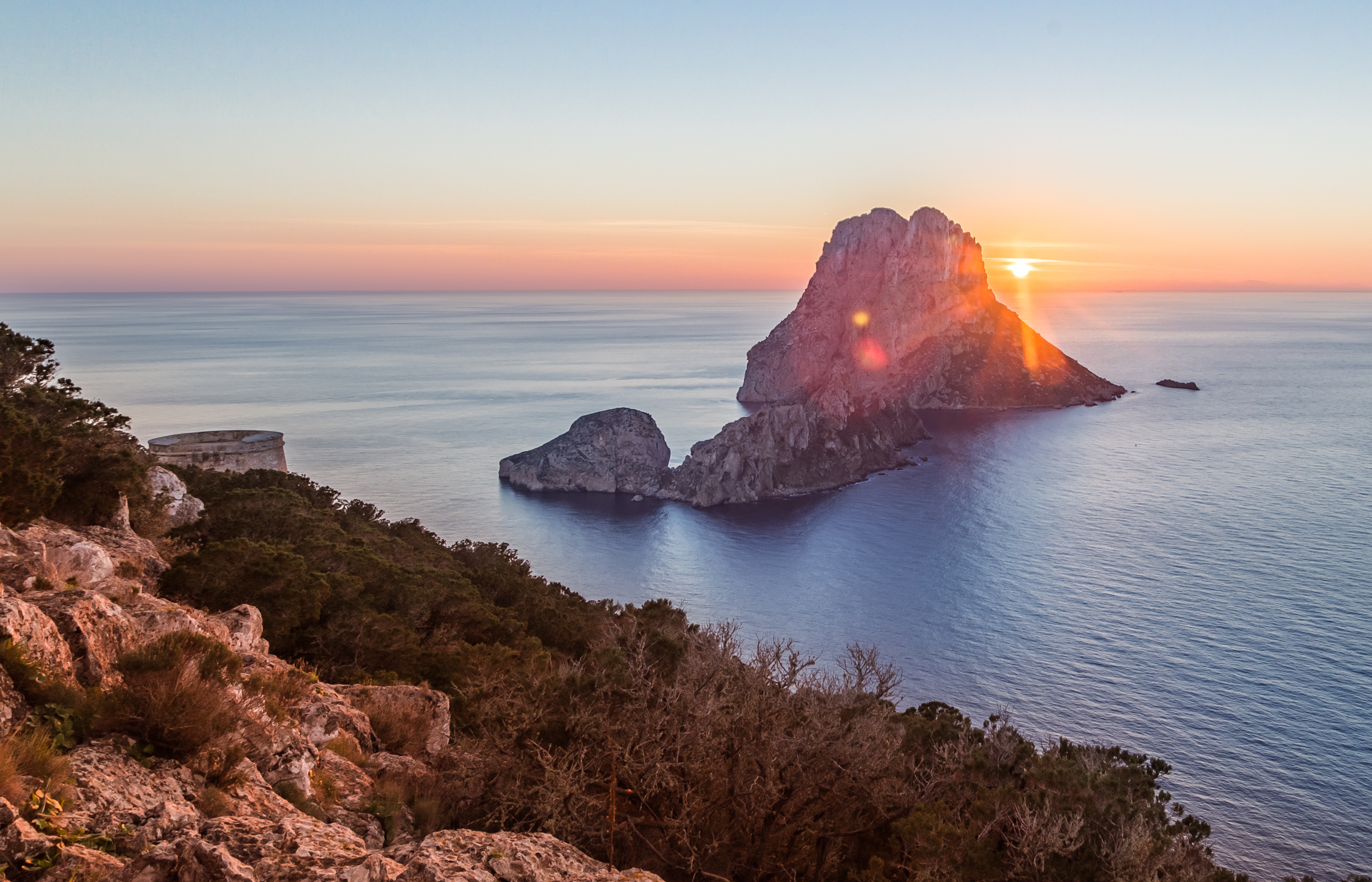 The Mystical Island Of Es Vedra Ibiza Spotlight