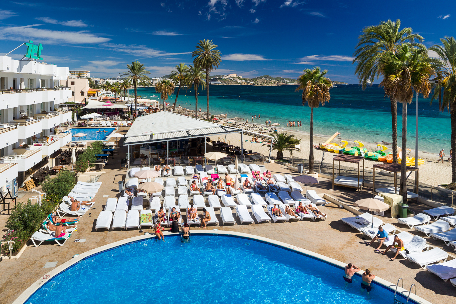 Apartments in Playa den Bossa, Ibiza | Ibiza Spotlight