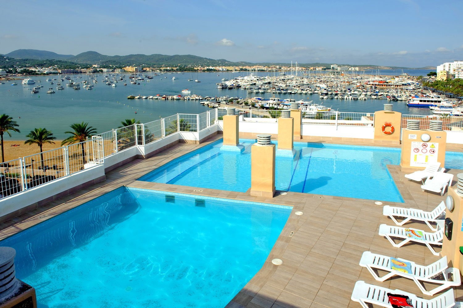 Central Park Apartments, San Antonio, Ibiza | Ibiza Spotlight