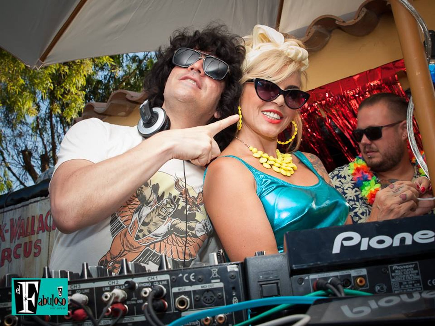 98e38cc81 Get out your Hawaiian shirts and tropical attire. Celebrating its eighth  year on Ibiza, El Fabuloso Pool Party heads to Cova Santa for what promises  to be a ...