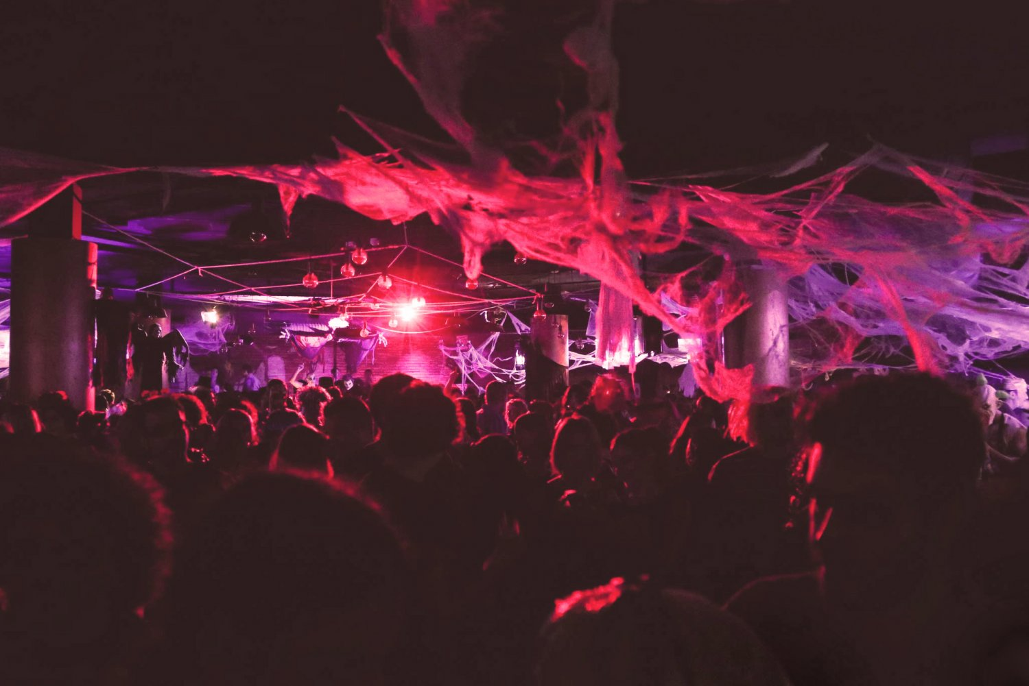 Halloween Spooky Pictures.All The Spooky Halloween Parties On Ibiza Ibiza Spotlight