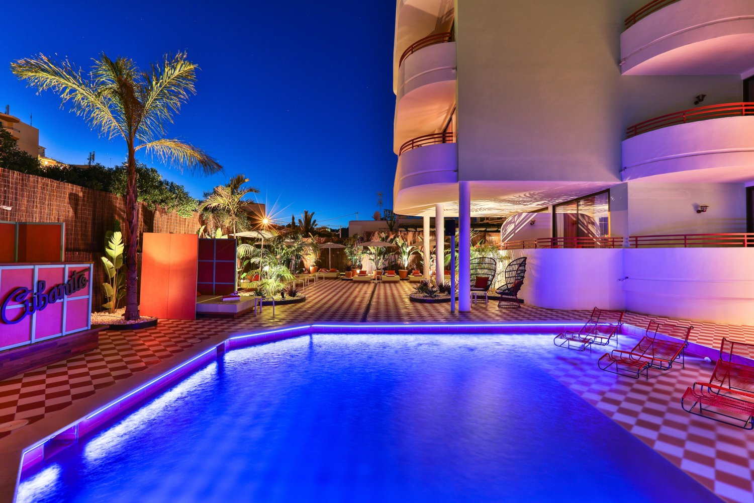Staying In And Around San Antonio Ibiza High End To