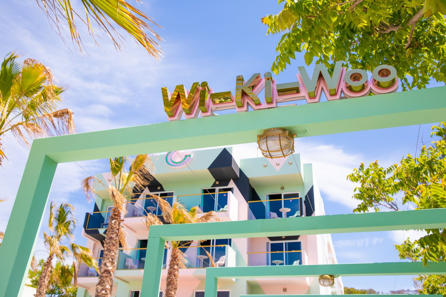 Wi Ki Woo Hotel S New Top End Food And Drink Deals Ibiza