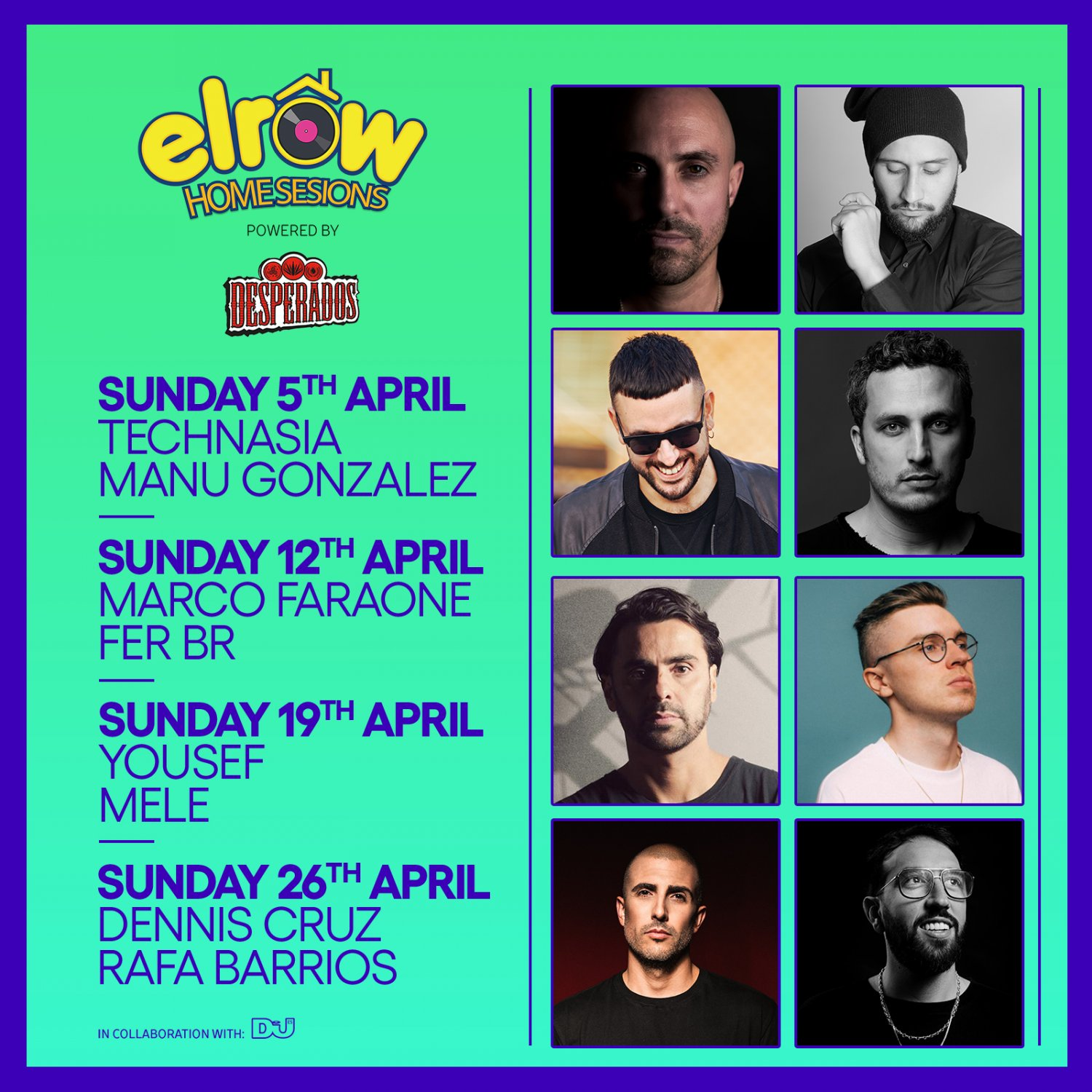 Elrow Bring The Party To Your Place Ibiza Spotlight