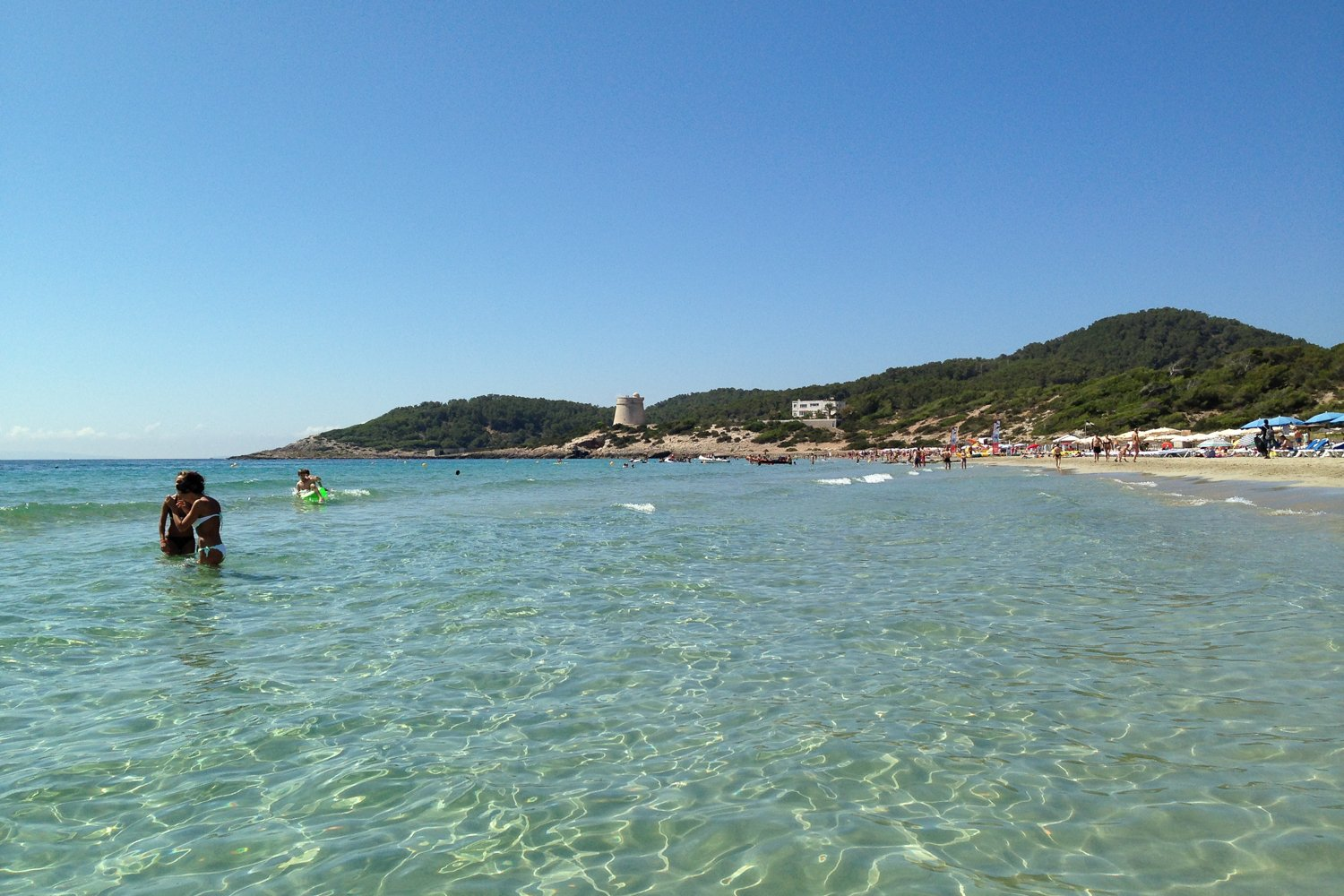 Playa d'en Bossa, Ibiza by Spotlight