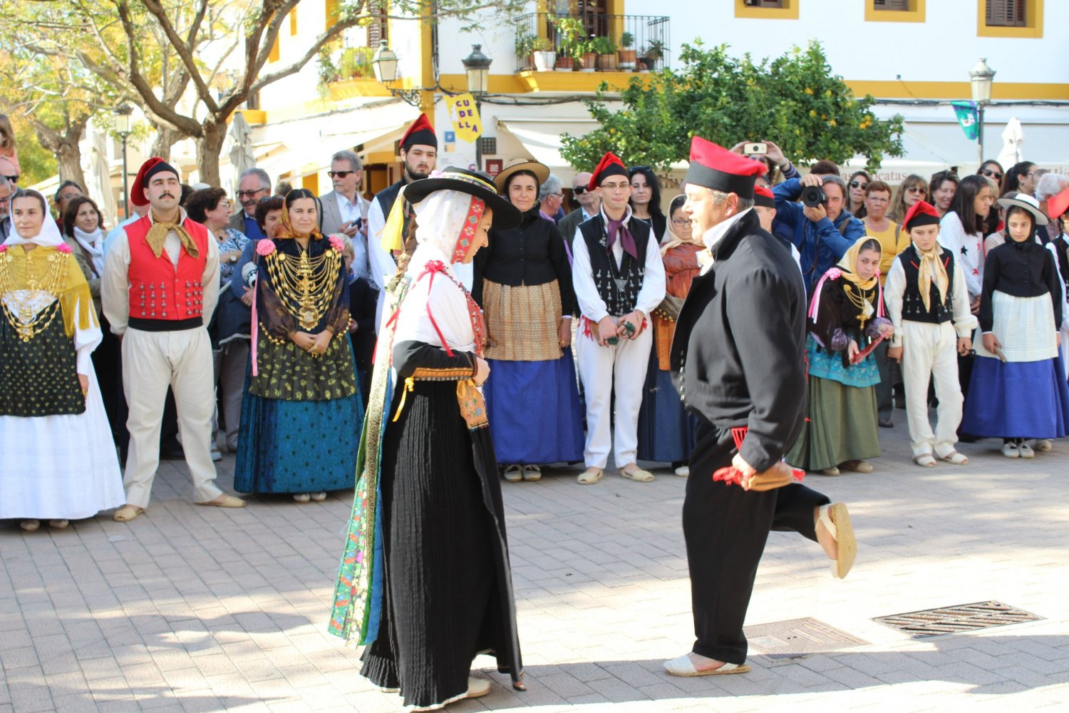 f022ab80b Fiesta time - discover the local celebrations and traditions of Ibiza.