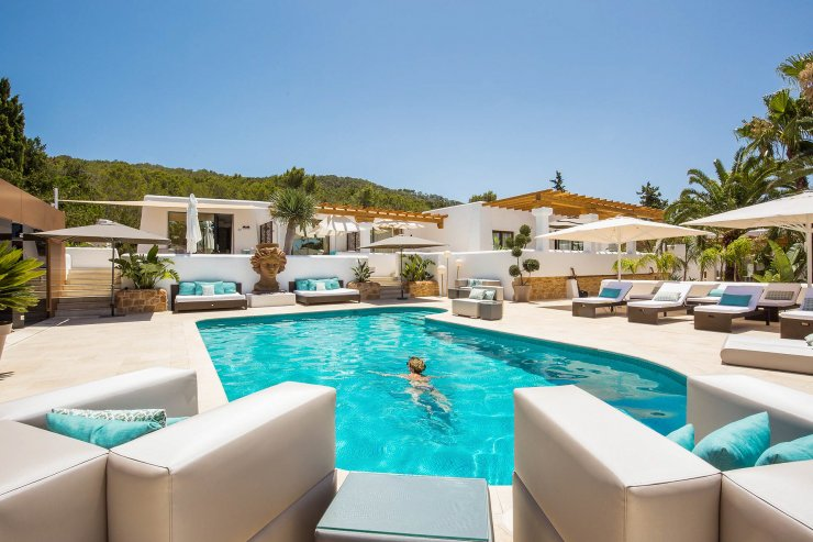 Boutique hotel casa munich playa d 39 en bossa ibiza for Design boutique hotels ibiza