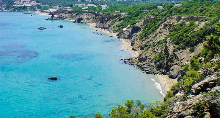 3 Of The Best Nudist Beaches In Ibiza Spotlight: Spain Nudist Beaches Map At Infoasik.co