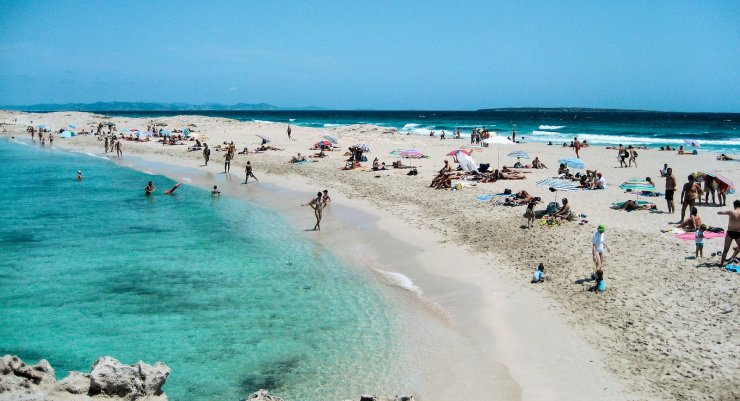 3 of the best nudist beaches In Ibiza Ibiza Spotlight