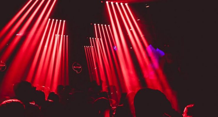 red light party