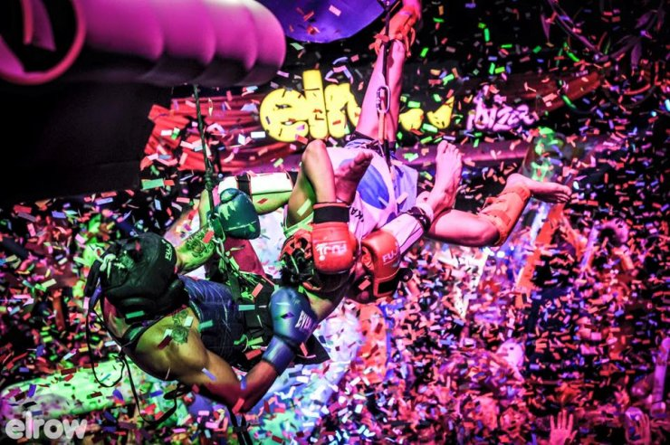 Review Elrow Ibiza Is Back At Space Ibiza Spotlight