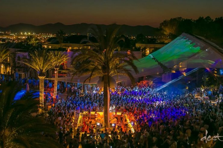 Things to do this month on ibiza august 2017 ibiza for Ibiza house orchestra