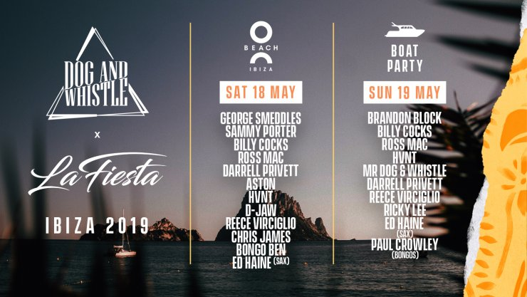 Let's Fiesta at O Beach Ibiza | Ibiza Spotlight