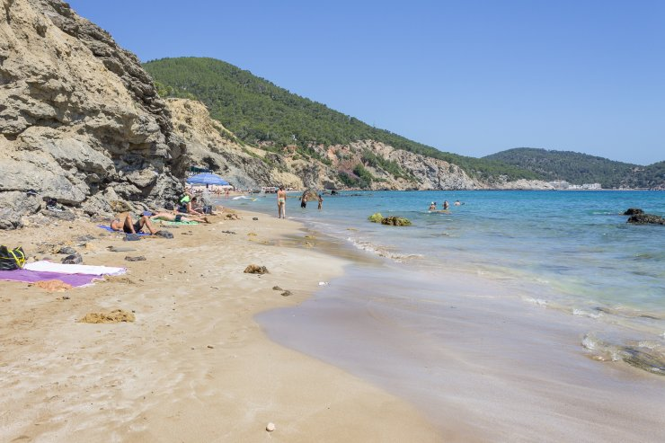 Great Nudist Beaches On Ibiza And Formentera Ibiza Spotlight