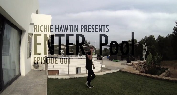 Richie Hawtin presents ENTER Pool Season 2 - Episode 001