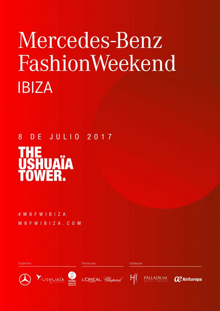 Mercedes benz fashion week ibiza ibiza spotlight for Mercedes benz family discount