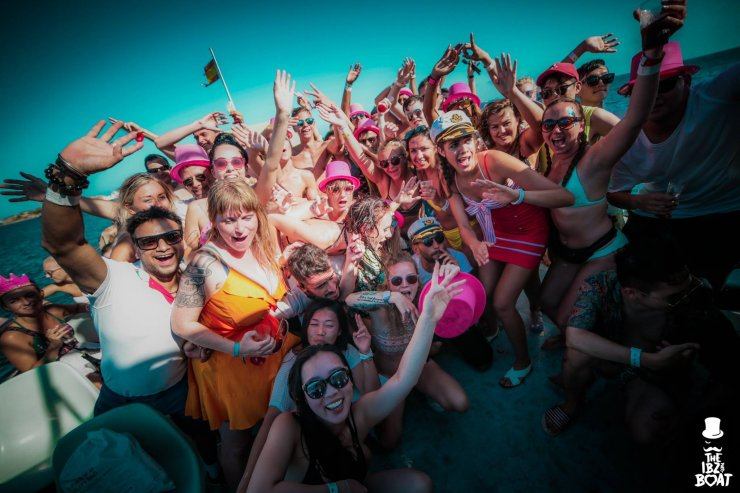Boat Parties On Ibiza Ibiza Spotlight