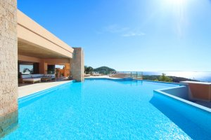 Luxury sea view Villa Talamanca (Ref. 066)