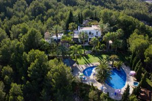 Luxury sea view Villa Morna Valley (Ref. 074)