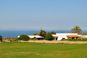 Sea view villa Formentera (Ref. 032)
