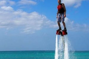 Fly- and Hoverboard experience