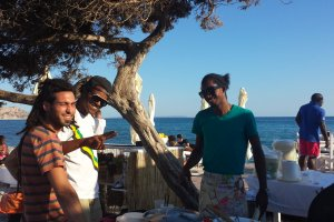 Review: Saturday Ibiza soul sessions at Soul Beach Café
