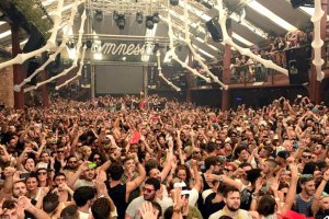 Review: Amnesia closing party, 2014