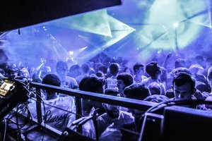 Fabric's finest winter parties