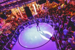Review: Es Paradis opening party, 2015