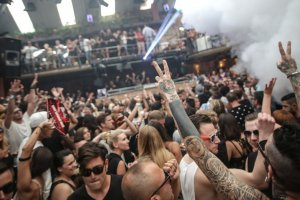 Review: Amnesia opening party, 2015