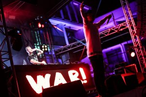 Review: W.A.R! opening at Ibiza Rocks, 2015