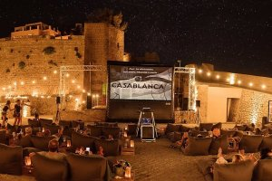 Lime in the Coconut outdoor movies in Ibiza