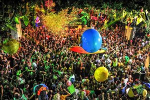 Review: Elrow/Kehakuma closing party, 2015