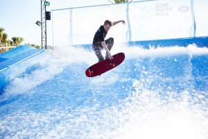 Surf House Ibiza hosts European Flowrider 2015 finals