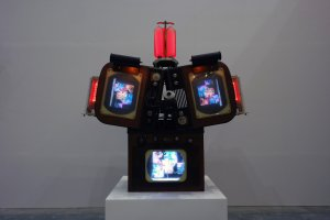 New Lune Rouge exhibition in Ibiza