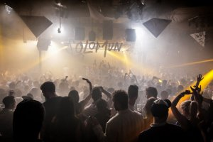Pacha New Year's Eve 2015/16 with Solomun