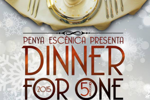 Dinner for One theatre classic