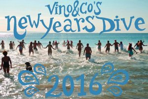 New Year's dive Ibiza style