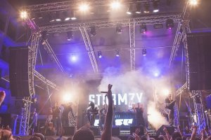 Stormzy 2016 resident at We Are Rockstars