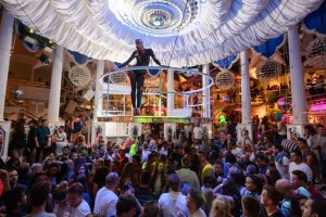 Review: Es Paradis opening party 2016