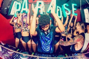 Review: Paradise opening party at DC-10, 2016