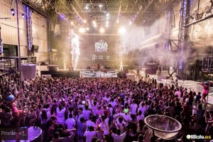Review: Ibiza Paint Party at Privilege, 21 June