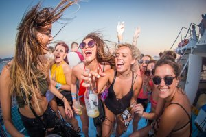 Gallery: Lost in Ibiza boat party, 27 July 2016