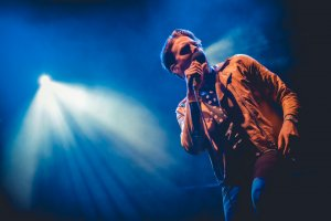 A day with Kaiser Chiefs on Ibiza
