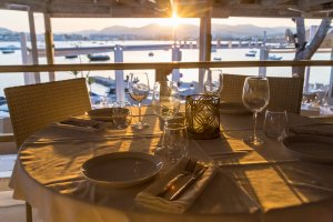 Review: Sa Punta Ibiza - the finest way to dine