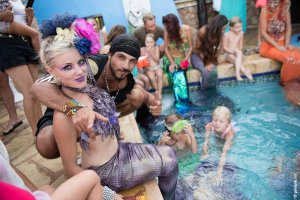 Gallery: Cosmic Pineapple at Pikes Ibiza