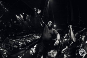 Video: In the queue for Carl Cox's Final Chapter