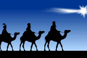 The arrival of the Three Kings on Ibiza 2017