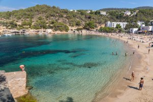 6 of the best beaches for families on Ibiza